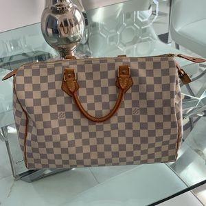 Louis Vuitton Bags - Original speedy 35